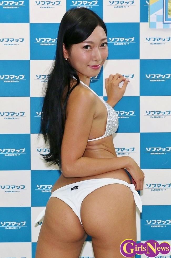 【おっぱい】お嬢様なイメージだけど痴女っぽいのがたまらない!三田羽衣ちゃんのおっぱい画像がエロすぎる!【30枚】 09