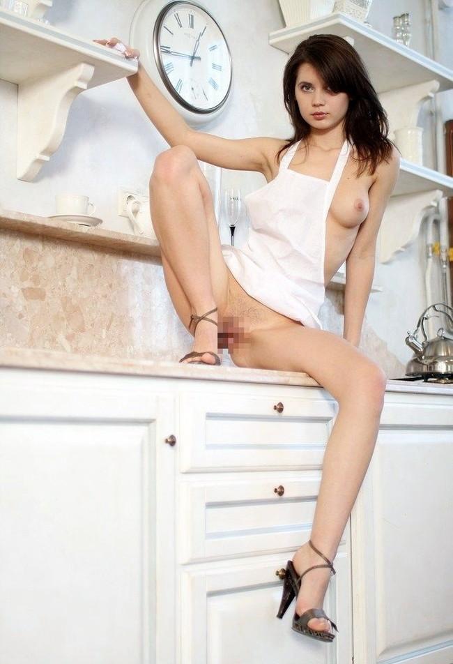 【おっぱい】ロシアンビューティでエッチがしたくなるロシア人の女性のおっぱい画像がエロすぎる!【30枚】 13