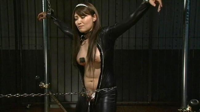 【おっぱい】SMプレイで電流責めをされていっちゃっている女の子のおっぱい画像がエロすぎる!【30枚】 26