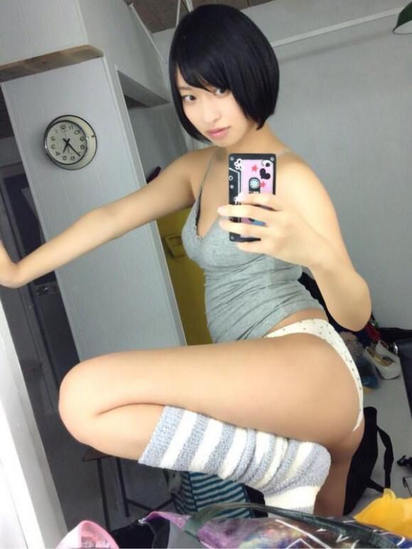 【おっぱい】SNSやブログなどで自撮りをしているグラビアアイドルの女の子のおっぱい画像がエロすぎる!【30枚】 26