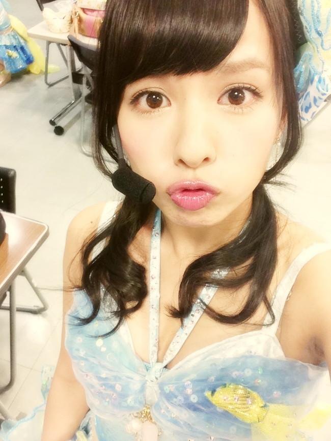 【おっぱい】女性アイドルグループNMB48で大人気だった山田奈々ちゃんの可愛らしい画像がエロすぎる!【30枚】 15