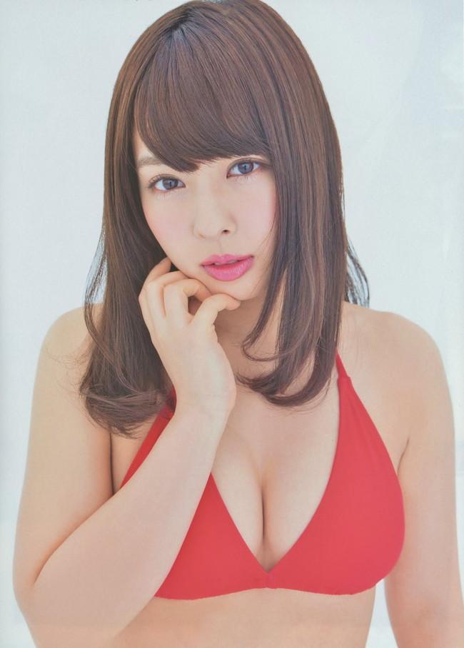 【おっぱい】女性アイドルグループNMB48で大人気だった山田奈々ちゃんの可愛らしい画像がエロすぎる!【30枚】 21