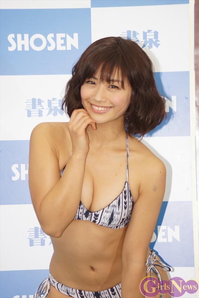 【おっぱい】スーパー耐久の13代イメージガール「Super Girls」に選ばれた安枝瞳ちゃんの画像が綺麗すぎる!【30枚】 13