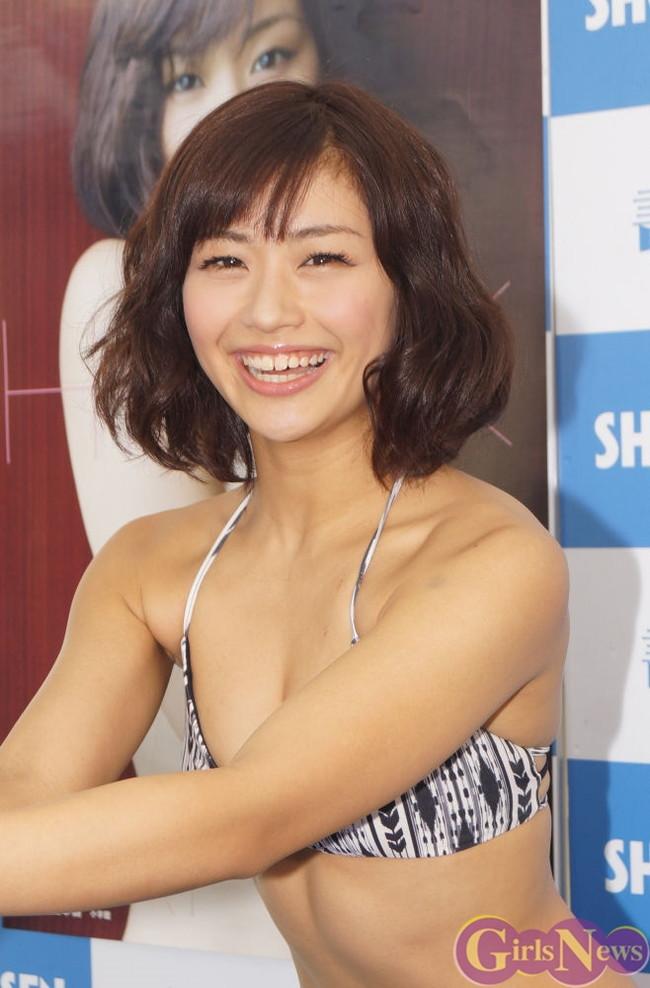 【おっぱい】スーパー耐久の13代イメージガール「Super Girls」に選ばれた安枝瞳ちゃんの画像が綺麗すぎる!【30枚】 17