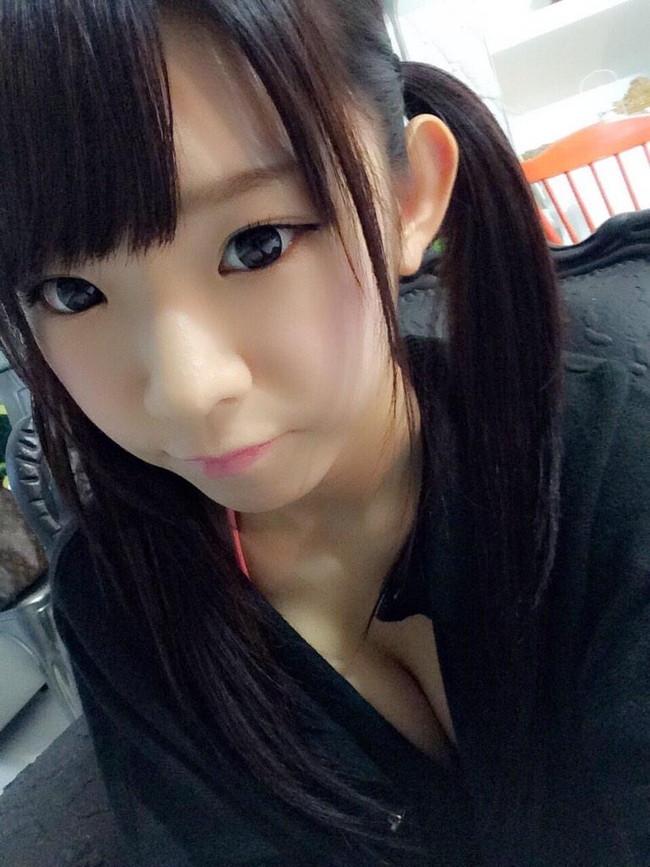 【おっぱい】童顔・ロリ顔!しかもFカップの巨乳で活躍するグラビアアイドルの長澤茉里奈ちゃんの大きなおっぱい画像がエロすぎる!【30枚】 17