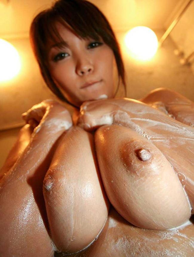 【おっぱい】女の子と一緒にはいるお風呂でのおっぱいがエロすぎる! 10