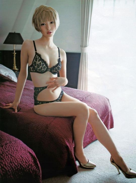 【おっぱい】金髪アイドル最上もがのおっぱいがエロすぎる! 04
