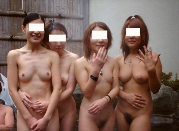 【おっぱい】露天風呂で油断した女がおっぱいを丸出しでエロすぎる! 29