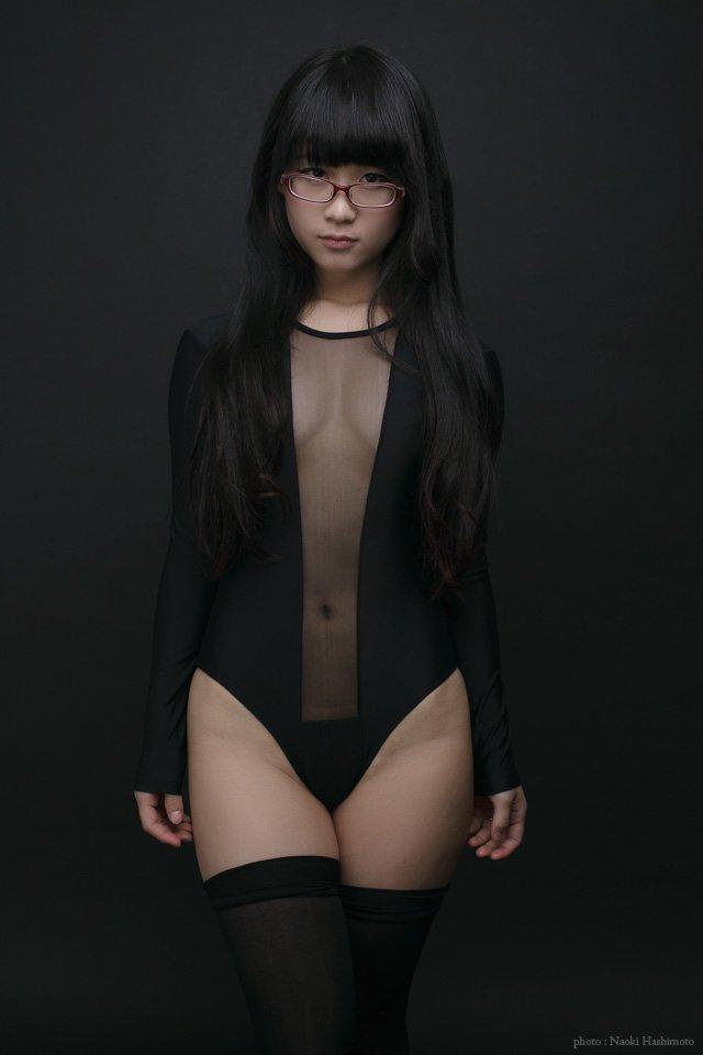 【おっぱい】メガネをかけた淫乱女のおっぱいが妖艶でエロすぎる!【30枚】 18