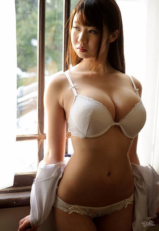 【おっぱい】夢乃あいかの触りたくなるぷるぷるおっぱいがエロすぎる!【30枚】 06