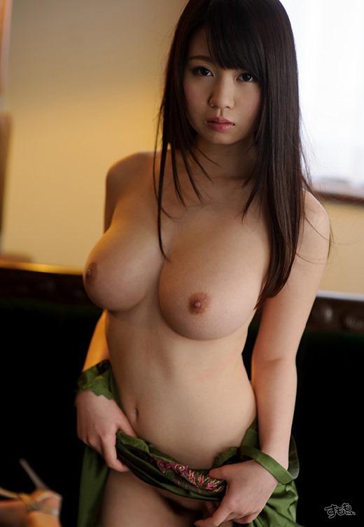 【おっぱい】夢乃あいかの触りたくなるぷるぷるおっぱいがエロすぎる!【30枚】 28