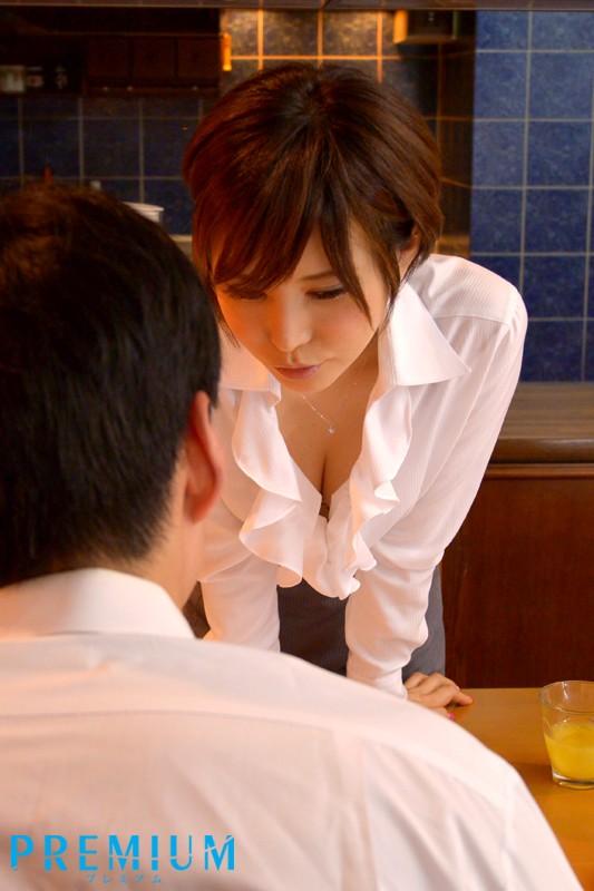 【おっぱい】性教育担当の爆乳家庭教師がエロすぎる!【30枚】 19
