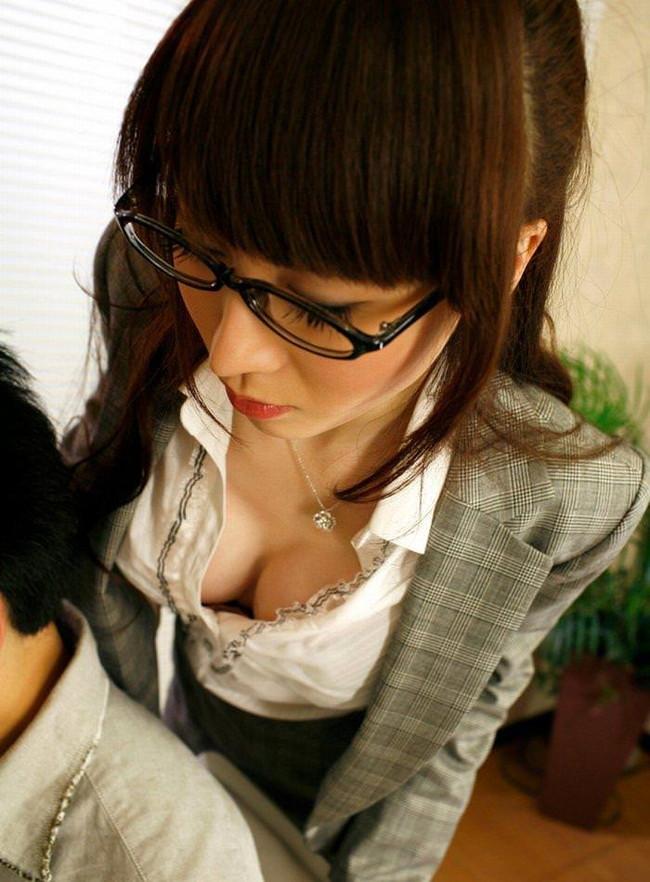 【おっぱい】性教育担当の爆乳家庭教師がエロすぎる!【30枚】 29