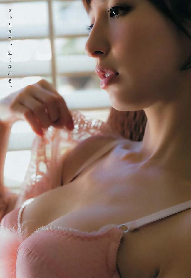 【おっぱい】どんどんと過激になる篠田麻里子のおっぱいがエロすぎる【30枚】 03