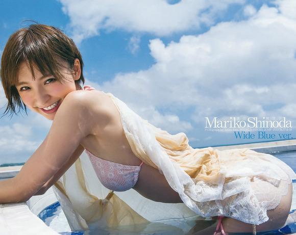 【おっぱい】どんどんと過激になる篠田麻里子のおっぱいがエロすぎる【30枚】 25