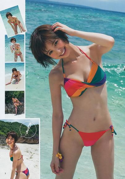 【おっぱい】どんどんと過激になる篠田麻里子のおっぱいがエロすぎる【30枚】 26