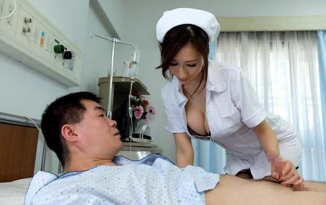 【おっぱい】退院したくねーwおっぱいがエロすぎる看護婦の画像を集めました【30枚】 17