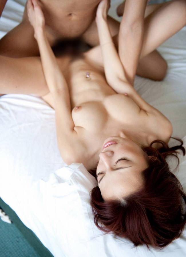 【おっぱい】SEXが最高にはかどりそうな正常位で揺れまくるおっぱいがエロすぎる【30枚】 08