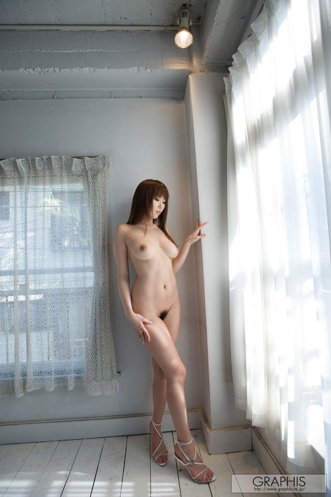 【おっぱい】モデル体型なのにおっぱいが美乳すぎるお姉さんがエロすぎる【30枚】 19