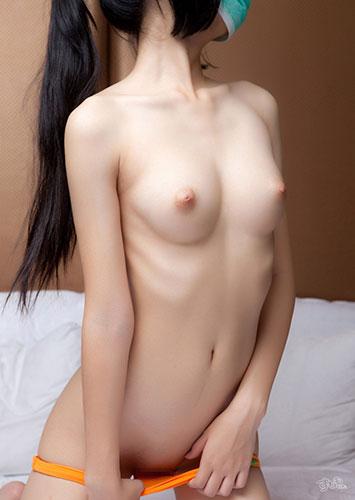【おっぱい】抱きたくなるのはこういう女!スレンダーな美女のおっぱいがエロすぎる【30枚】 01