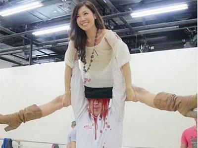 日本のイカれた画像が海外で紹介される・・・