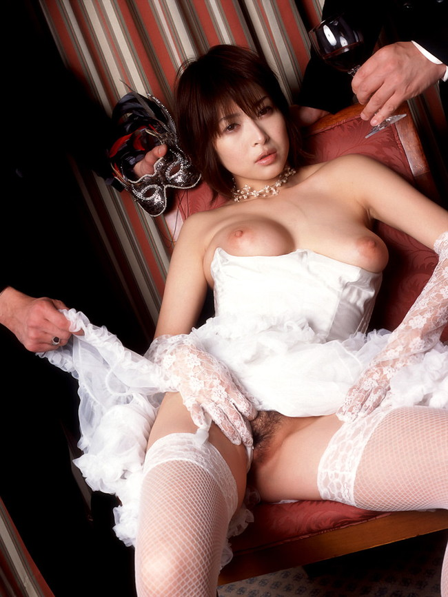 【おっぱい】セクシーランジェリーで誘惑してくる美巨乳お姉さまがスケベ過ぎる!【30枚】 06