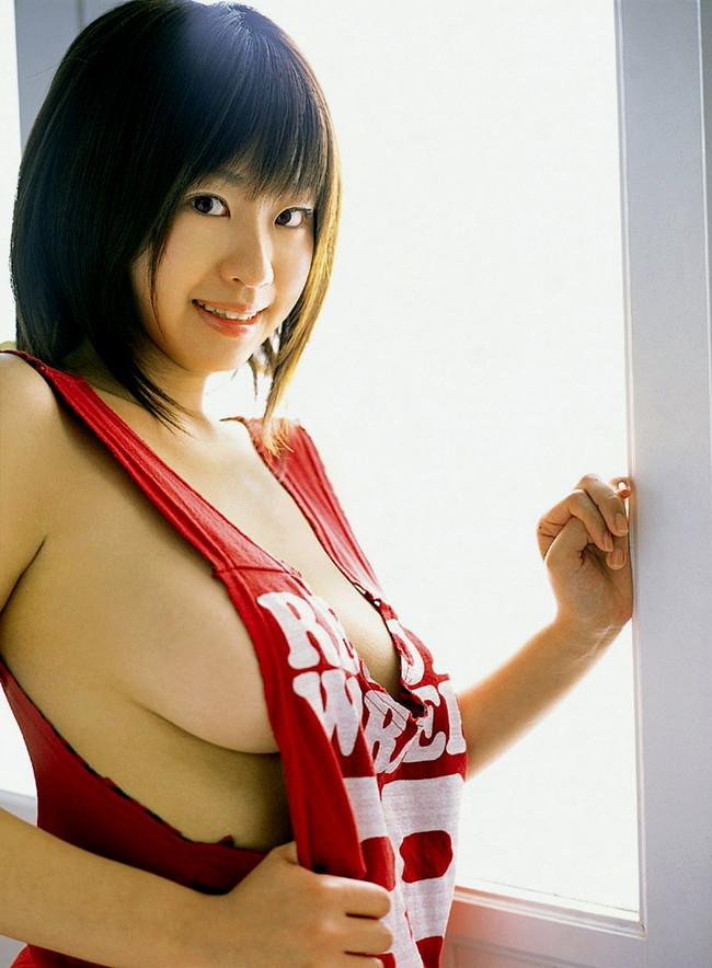 【おっぱい】裸エプロンで男性の胃袋と玉袋を掴んでくるスケベな女【30枚】 07