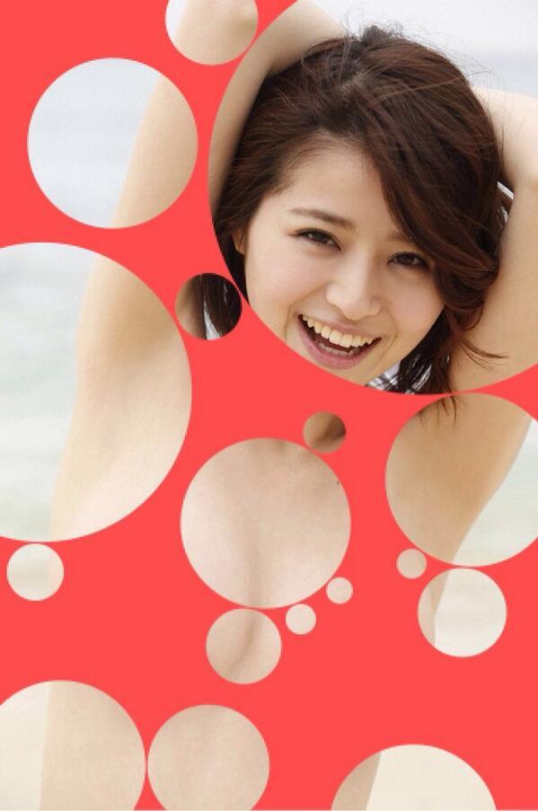 【おっぱい】水玉コラージュでまるで裸になっちゃってるエロ画像!【30枚】 03