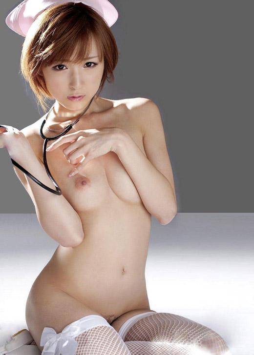【おっぱい】性欲処理してもらいたくなっちゃうナースさんのエロ画像!【30枚】 10