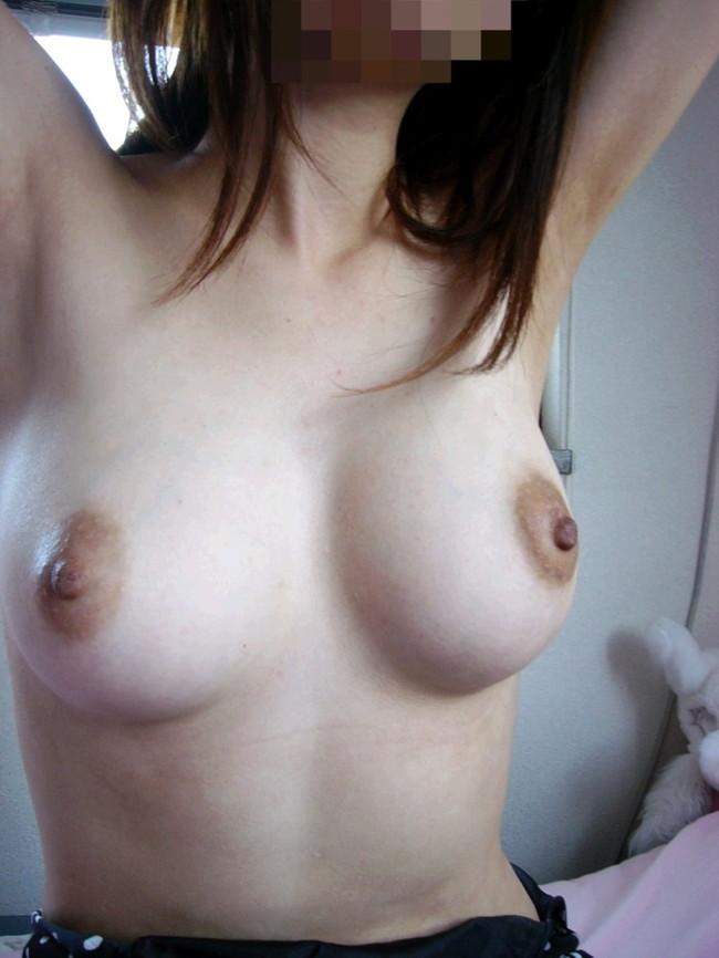 【おっぱい】巨乳の彼女から送られてきた写メがヌケルww【30枚】 05