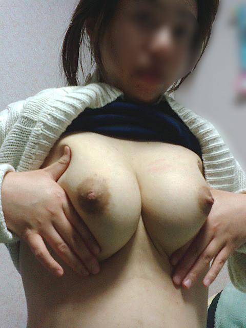 【おっぱい】巨乳の彼女から送られてきた写メがヌケルww【30枚】 29