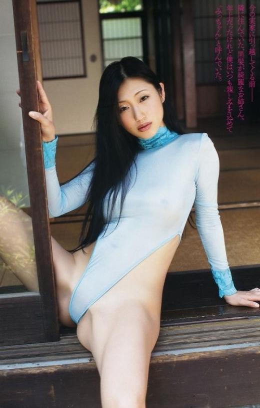 【おっぱい】レオタード姿やバレエを楽しんでいるのお姉さんのエロ画像!【30枚】 24