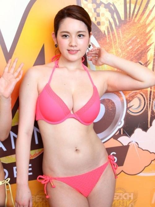 【おっぱい】Hカップの垂れ下がったおっぱいにそそられる筧美和子の微エロ画像【30枚】 29