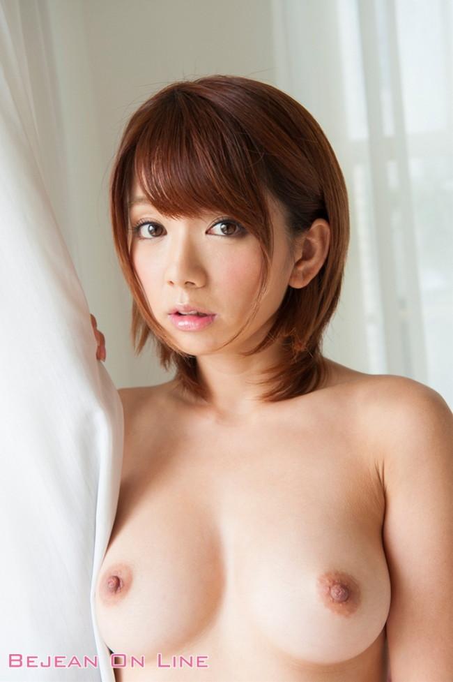 【おっぱい】ボディもルックスもAクラスなAV女優希美まゆのエロ画像【30枚】