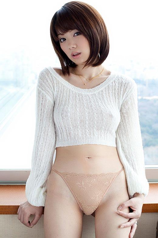 【おっぱい】ボディもルックスもAクラスなAV女優希美まゆのエロ画像【30枚】 26