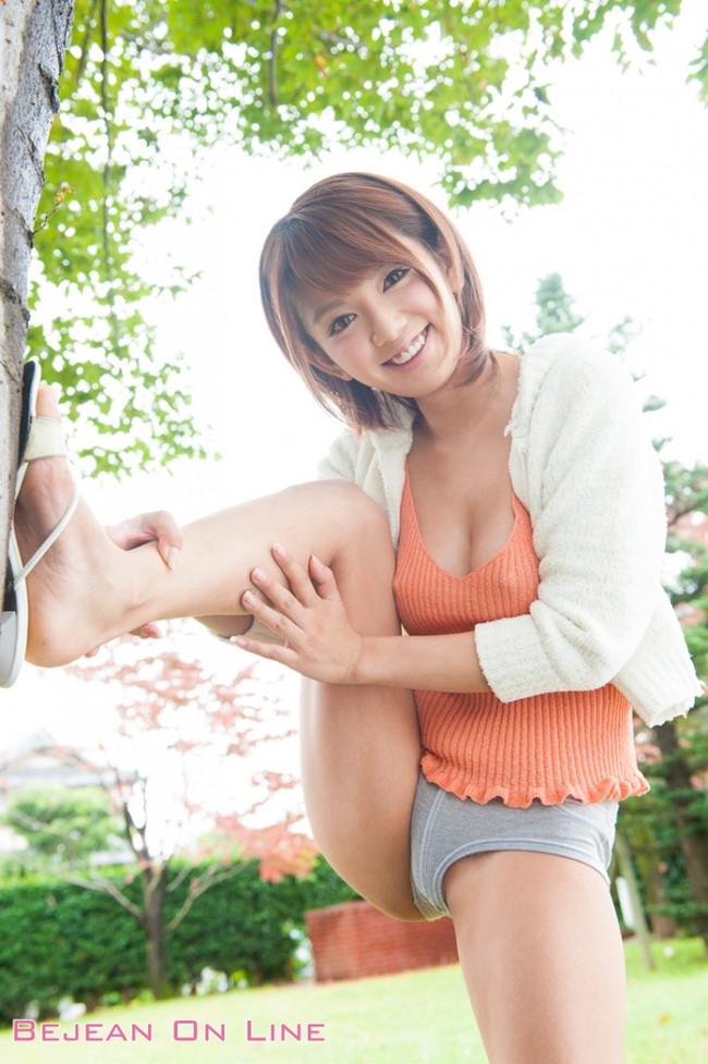 【おっぱい】ボディもルックスもAクラスなAV女優希美まゆのエロ画像【30枚】 27
