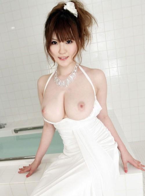 【おっぱい】Jカップの爆乳が素晴らしすぎるAV女優仁科百華のエロ画像!【30枚】 20