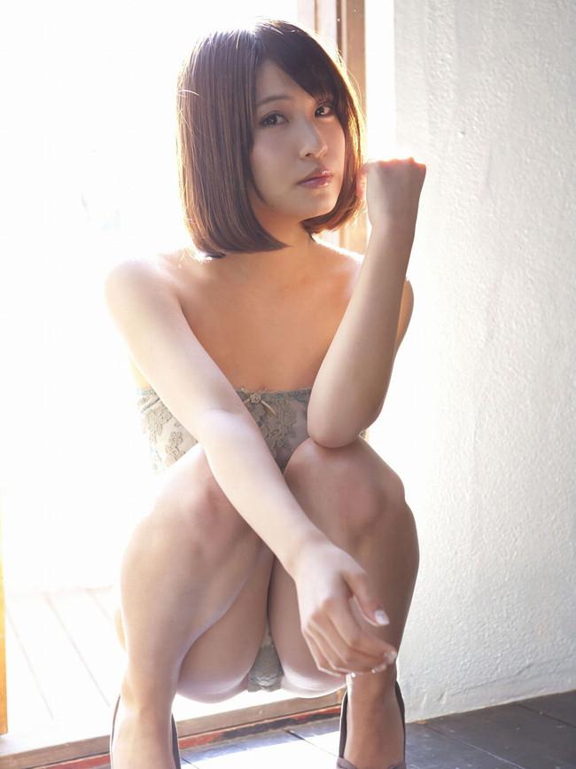 【おっぱい】横乳にそそられてしまうグラビアアイドル岸明日香のエロ画像!【30枚】 14