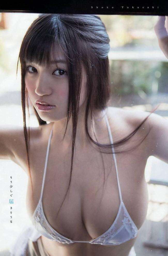【おっぱい】Gカップのおっぱいと弾ける笑顔が美しいグラドル高崎聖子のエロ画像【30枚】 18