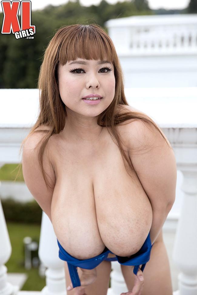 【おっぱい】Pカップという凄まじい超乳がヤバ過ぎるAV女優風子のエロ画像【30枚】 13