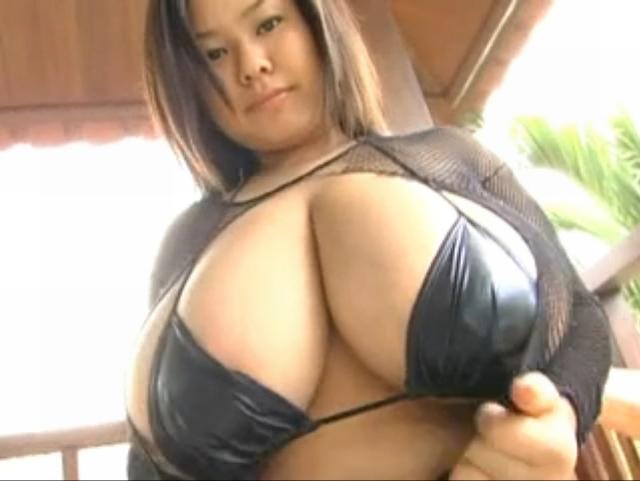 【おっぱい】Pカップという凄まじい超乳がヤバ過ぎるAV女優風子のエロ画像【30枚】 18