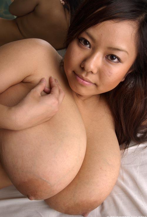 【おっぱい】Pカップという凄まじい超乳がヤバ過ぎるAV女優風子のエロ画像【30枚】 28