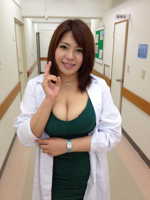 【おっぱい】重量級ボディが素晴らしいAV女優杏美月のエロ画像!【30枚】 15