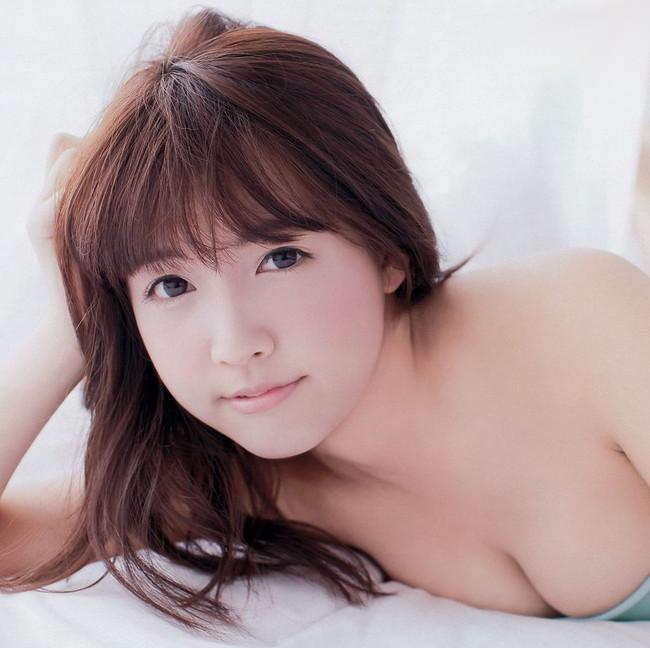 【おっぱい】可愛らしい笑顔が特徴のAV女優三上悠亜のエロ画像【30枚】 28