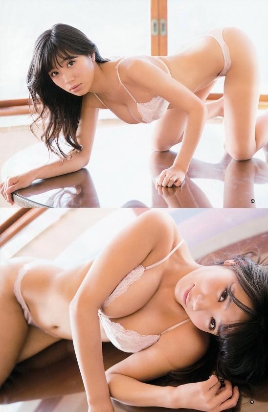 【おっぱい】Hカップの巨乳がたまらないグラビアアイドル葉月あやの微エロ画像【30枚】 15