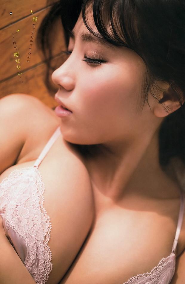 【おっぱい】Hカップの巨乳がたまらないグラビアアイドル葉月あやの微エロ画像【30枚】 28