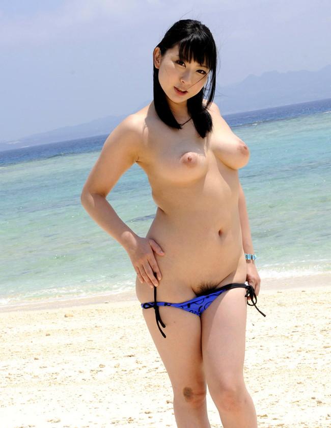 【おっぱい】ぽっちゃりとした肉感にそそられるAV女優遥めぐみのエロ画像【30枚】 18