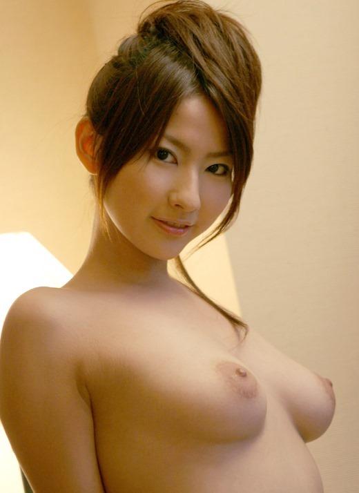 【おっぱい】ぽっちゃりとした肉感にそそられるAV女優遥めぐみのエロ画像【30枚】 23