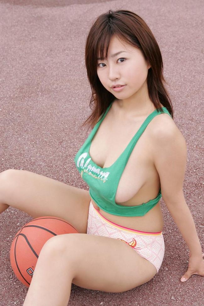 【おっぱい】むっちり系グラビアアイドル北村ひとみのエロ画像【30枚】 12