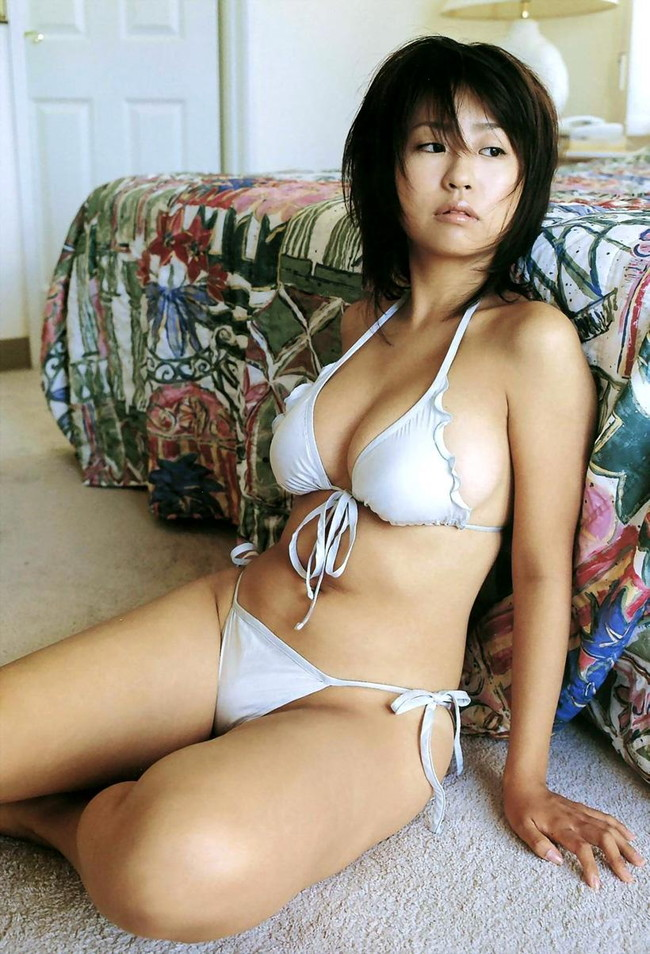 【おっぱい】むっちり系グラビアアイドル北村ひとみのエロ画像【30枚】 21